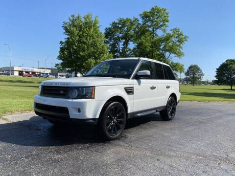 2011 Land Rover Range Rover Sport for sale at Moundbuilders Motor Group in Heath OH