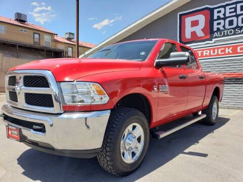 2018 RAM Ram Pickup 3500 for sale at Red Rock Auto Sales in Saint George UT