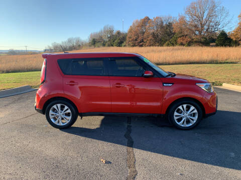 2014 Kia Soul for sale at V Automotive in Harrison AR