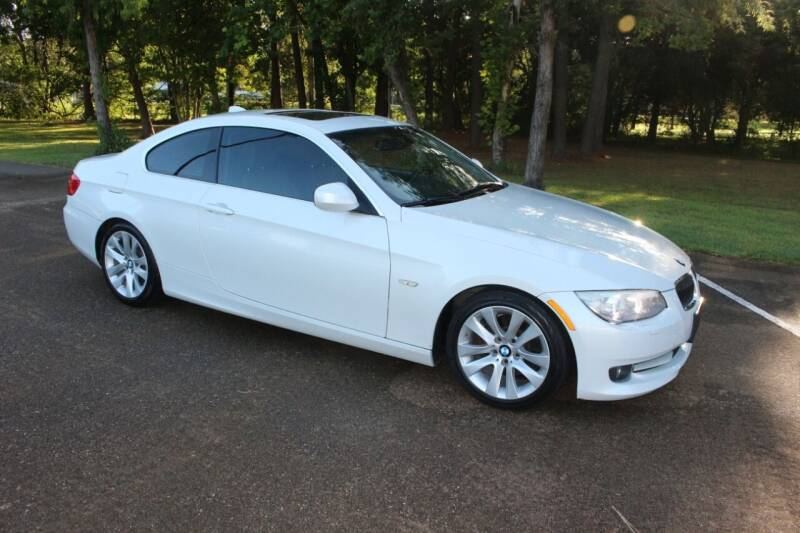 2013 BMW 3 Series for sale at Clear Lake Auto World in League City TX