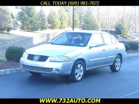 2004 Nissan Sentra for sale at Absolute Auto Solutions in Hamilton NJ