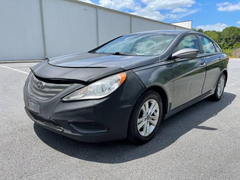2011 Hyundai Sonata for sale at Allrich Auto in Atlanta GA