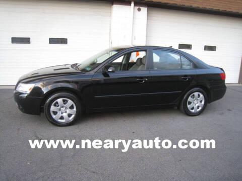 2010 Hyundai Sonata for sale at Neary's Auto Sales & Svc Inc in Scranton PA