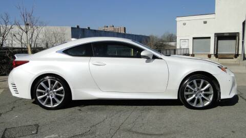 2016 Lexus RC 300 for sale at AFFORDABLE MOTORS OF BROOKLYN in Brooklyn NY