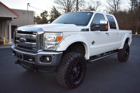 2011 Ford F-350 Super Duty for sale at Alpha Motors in Knoxville TN