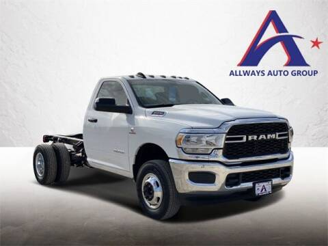 2021 RAM Ram Chassis 3500 for sale at ATASCOSA CHRYSLER DODGE JEEP RAM in Pleasanton TX