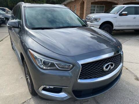 2017 Infiniti QX60 for sale at MITCHELL AUTO ACQUISITION INC. in Edgewater FL