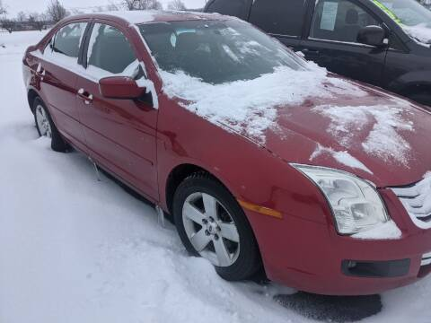 2006 Ford Fusion for sale at 309 Auto Sales LLC in Harrod OH
