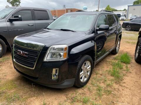 2012 GMC Terrain for sale at Smart Chevrolet in Madison NC