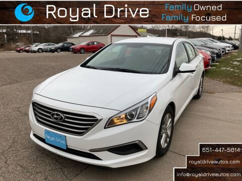 2016 Hyundai Sonata for sale at Royal Drive in Newport MN