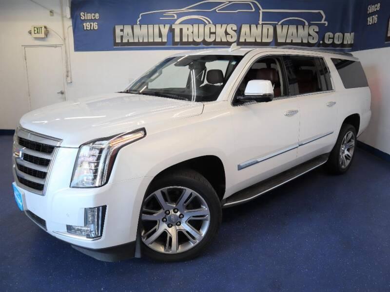 2016 Cadillac Escalade ESV for sale in Denver, CO