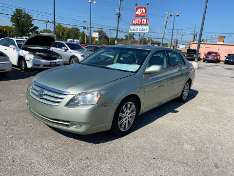 2007 Toyota Avalon for sale at 4th Street Auto in Louisville KY