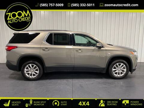 2019 Chevrolet Traverse for sale at ZoomAutoCredit.com in Elba NY