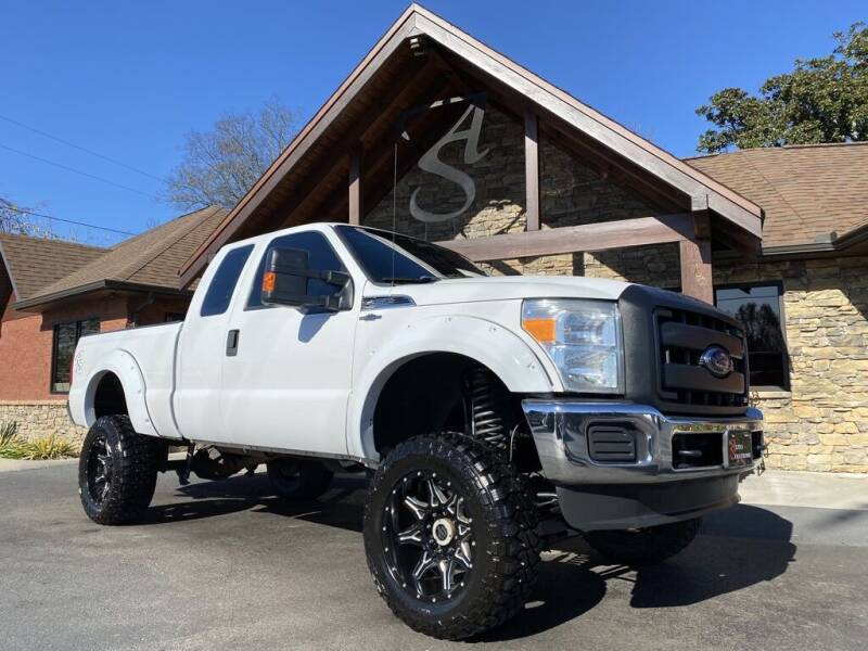 2014 Ford F-250 Super Duty for sale at Auto Solutions in Maryville TN
