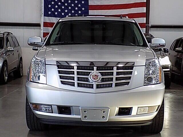 2014 Cadillac Escalade for sale at Texas Motor Sport in Houston TX