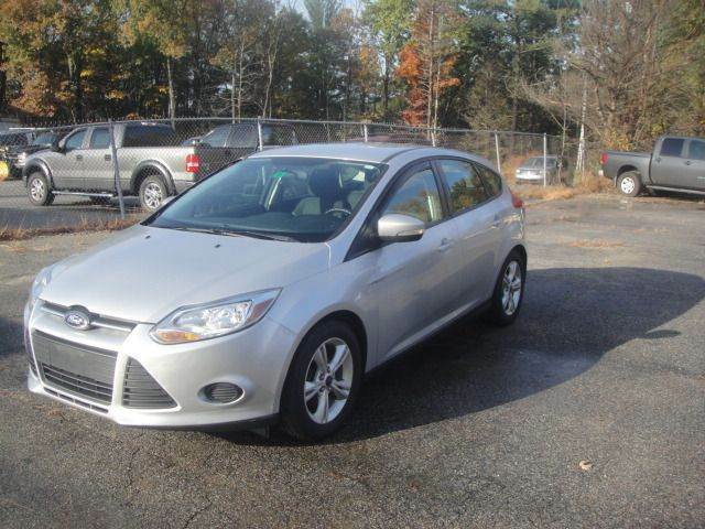 2013 Ford Focus for sale at Manchester Motorsports in Goffstown NH