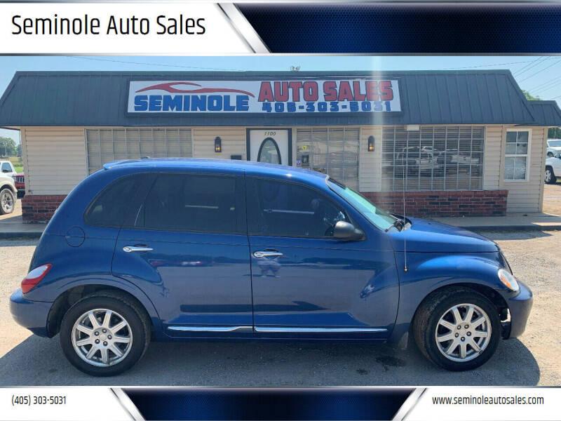 2010 Chrysler PT Cruiser for sale at Seminole Auto Sales in Seminole OK