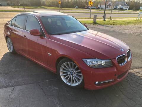2011 BMW 3 Series for sale at Wyss Auto in Oak Creek WI