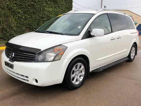 2009 Nissan Quest for sale at El Tucanazo Auto Sales in Grand Island NE