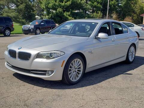 2011 BMW 5 Series for sale at Thompson Motors in Lapeer MI