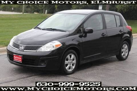 2007 Nissan Versa for sale at My Choice Motors Elmhurst in Elmhurst IL