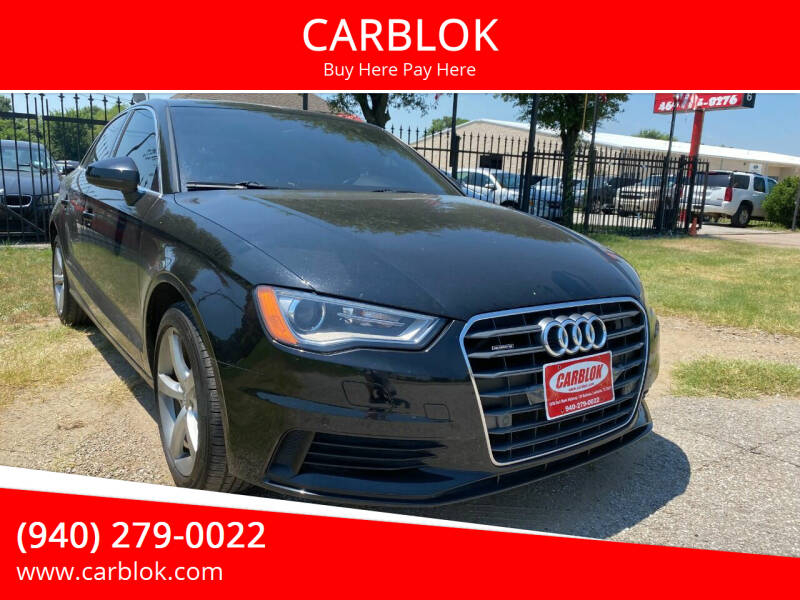 2015 Audi A3 for sale in Lewisville, TX