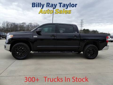 2014 Toyota Tundra for sale at Billy Ray Taylor Auto Sales in Cullman AL