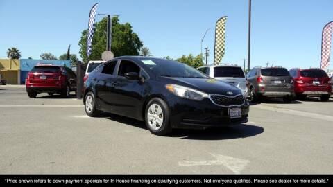 2016 Kia Forte for sale at Westland Auto Sales in Fresno CA