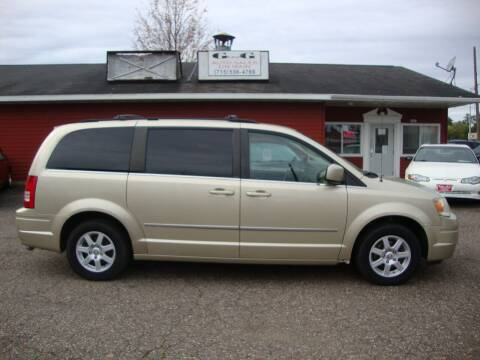 2010 Chrysler Town and Country for sale at G and G AUTO SALES in Merrill WI