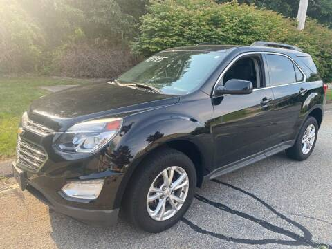 2016 Chevrolet Equinox for sale at Padula Auto Sales in Braintree MA