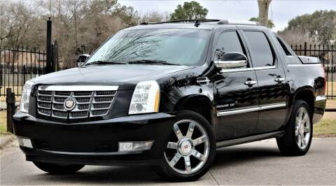 2013 Cadillac Escalade EXT for sale at Texas Auto Corporation in Houston TX