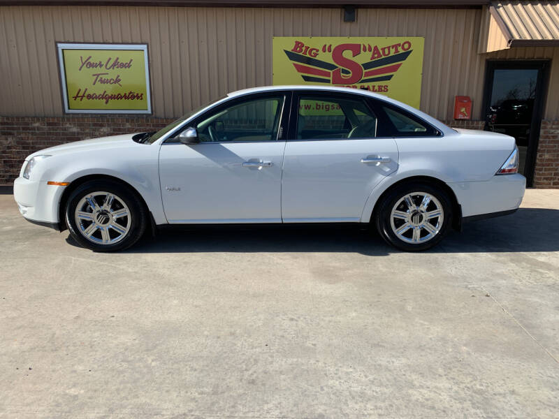 2008 Mercury Sable for sale at BIG 'S' AUTO & TRACTOR SALES in Blanchard OK