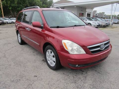 2007 Hyundai Entourage for sale at St. Mary Auto Sales in Hilliard OH