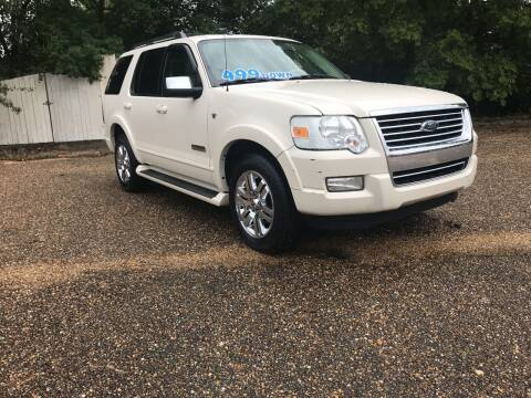 2007 Ford Explorer for sale at DRIVE ZONE AUTOS in Montgomery AL