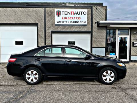 2008 Toyota Camry for sale at Ten 11 Auto LLC in Dilworth MN