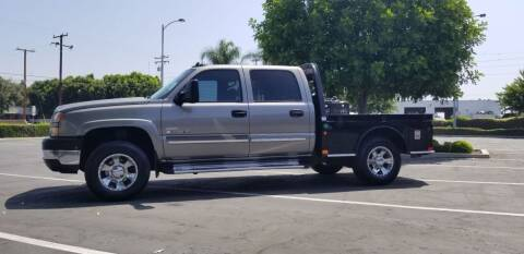 2007 Chevrolet Silverado 2500HD Classic for sale at Alltech Auto Sales in Covina CA