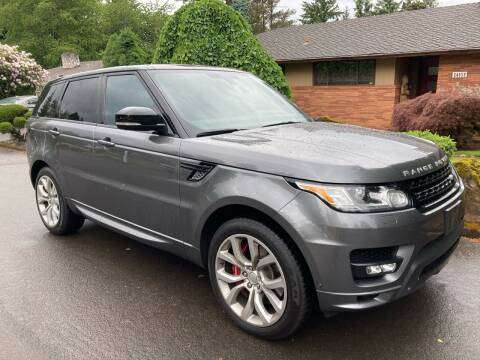 2015 Land Rover Range Rover Sport for sale at Blue Line Auto Group in Portland OR