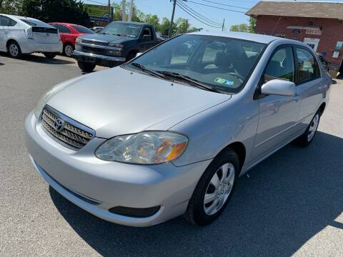2005 Toyota Corolla for sale at Sam's Auto in Akron PA