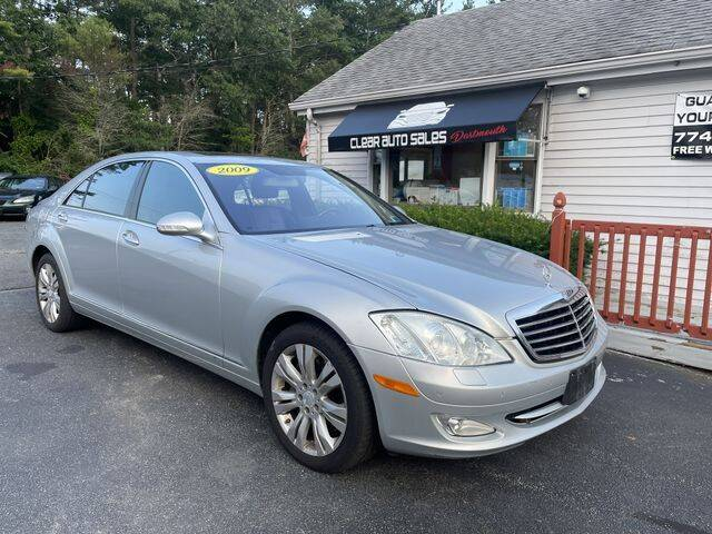2009 Mercedes-Benz S-Class for sale at Clear Auto Sales in Dartmouth MA