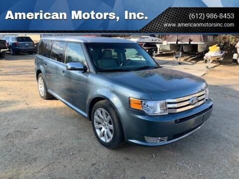 2010 Ford Flex for sale at American Motors, Inc. in Farmington MN