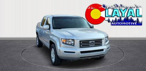 2006 Honda Ridgeline for sale at Layal Automotive in Englewood CO