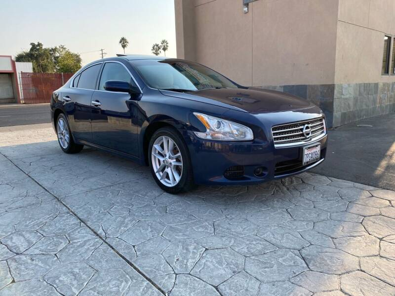 2009 Nissan Maxima for sale at Exceptional Motors in Sacramento CA