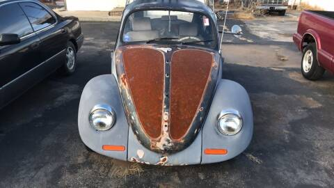 1974 Volkswagen Beetle for sale at MADISON MOTORS in Bethany OK