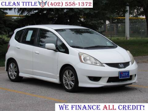 2009 Honda Fit for sale at NY AUTO SALES in Omaha NE
