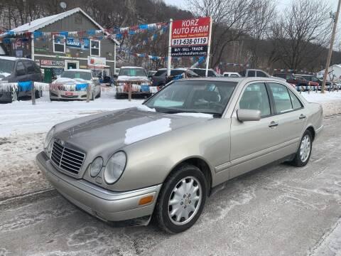 1999 Mercedes-Benz E-Class for sale at Korz Auto Farm in Kansas City KS