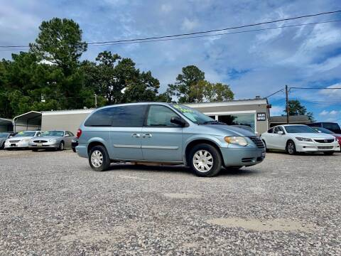 2005 Chrysler Town and Country for sale at Barrett Auto Sales in North Augusta SC