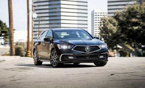 2020 Acura RLX for sale at Xclusive Auto Leasing NYC in Staten Island NY