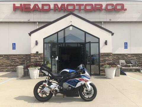 2019 BMW S 1000 RR Racing Red / Light W for sale at Head Motor Company - Head Indian Motorcycle in Columbia MO