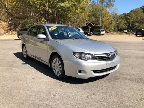 2010 Subaru Impreza for sale at Worldwide Auto Group LLC in Monroeville PA