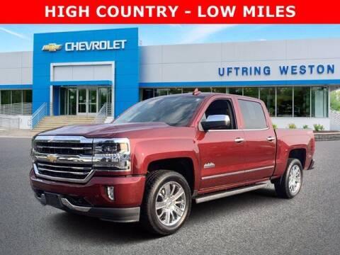 2016 Chevrolet Silverado 1500 for sale at Uftring Weston Pre-Owned Center in Peoria IL